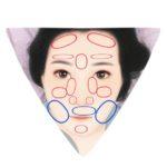 顔カビ!赤みブツブツ・脂漏性皮膚炎|ニゾラールクリーム使用画像